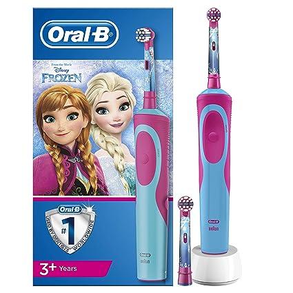 Oral-B Stages Power Kids Cepillo Eléctrico Niños Personajes Frozen