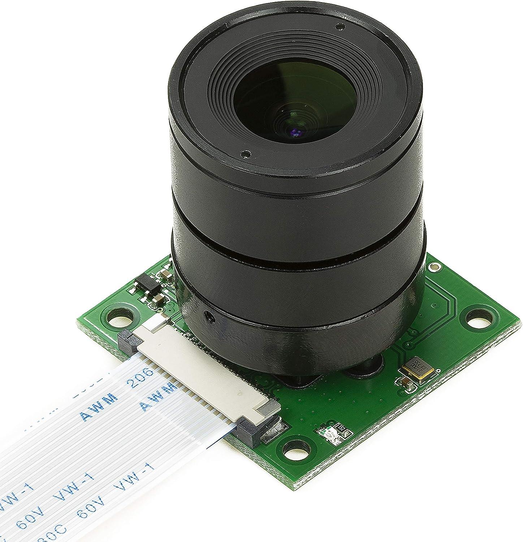 5MP High Definition Camera Module Board Wide Angle 175° For Raspberry Pi B 3//2 G