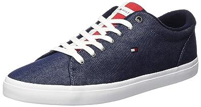 Tommy Hilfiger Essential Long Lace Sneaker, Scarpe da Ginnastica Basse Uomo