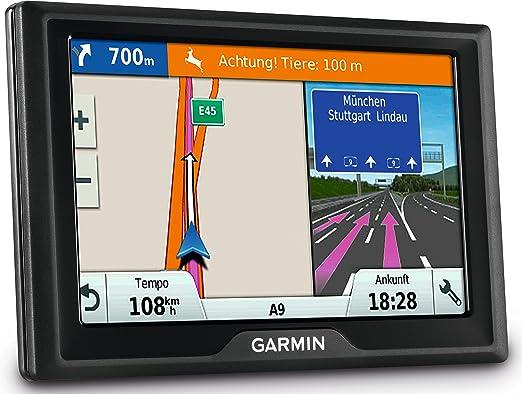 """82 opinioni per Garmin Drive 40 CE LMT Navigatore da 4.3"""" con Mappa Italia e Europa Centrale,"""