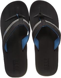 Reef Men S Contoured Cushion Sandals Amazon Co Uk Shoes Bags