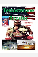 Testosterone Booster Pt2 Kindle Edition
