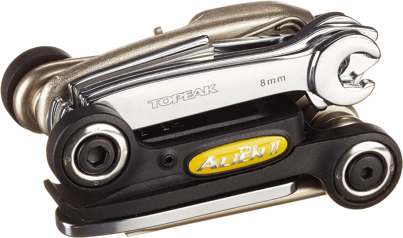 Topeak Alien II 2 Function Multi Bicycle Bike Tool Chain Breaker Folding Pocket