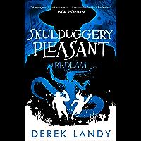 Bedlam (Skulduggery Pleasant, Book 12) book cover
