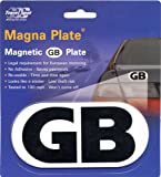 Travel Spot 92130B Magnetic GB Plate