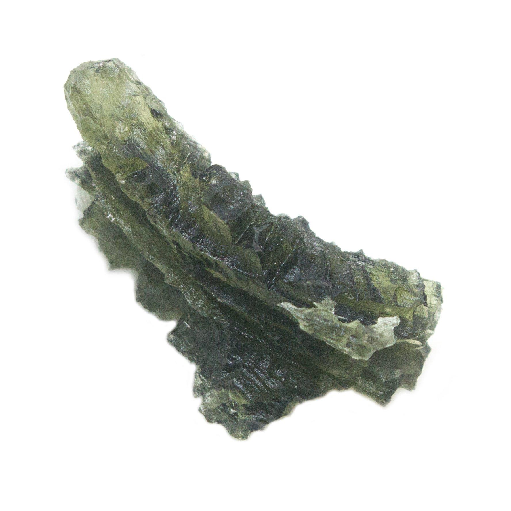 Besednice Moldavite Crystal by Crystal Vaults (Image #2)