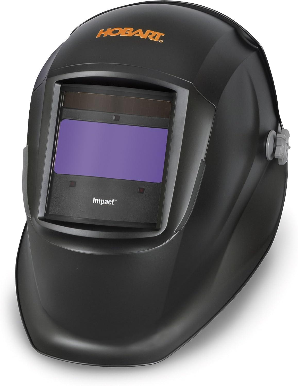 Hobart 32453 Impact Series Auto-Darkening Welding Helmet with Grind Mode