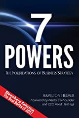 7 Powers: The Foundations of Business Strategy Kindle Edition