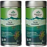 Organic India Tulsi Original 100 gm (Pack of 2)