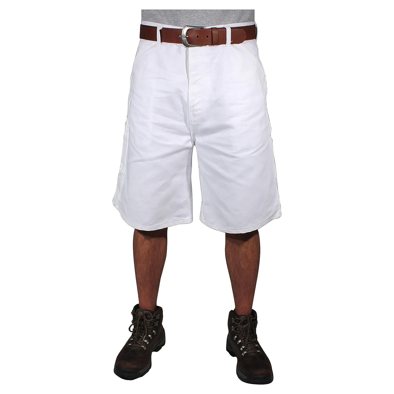 Caboose PANTS メンズ B016LFMGWC 32|ホワイト ホワイト 32