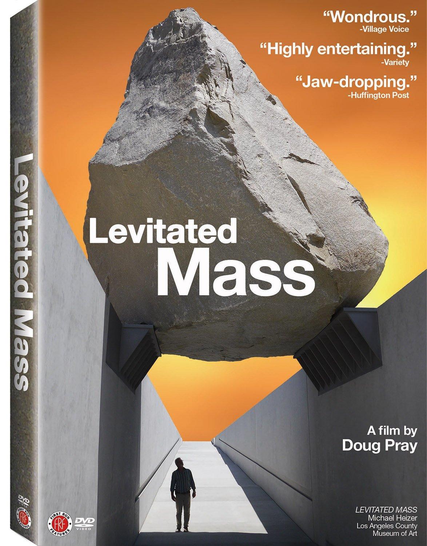 DVD : Chrissie Iles - Levitated Mass (Widescreen)