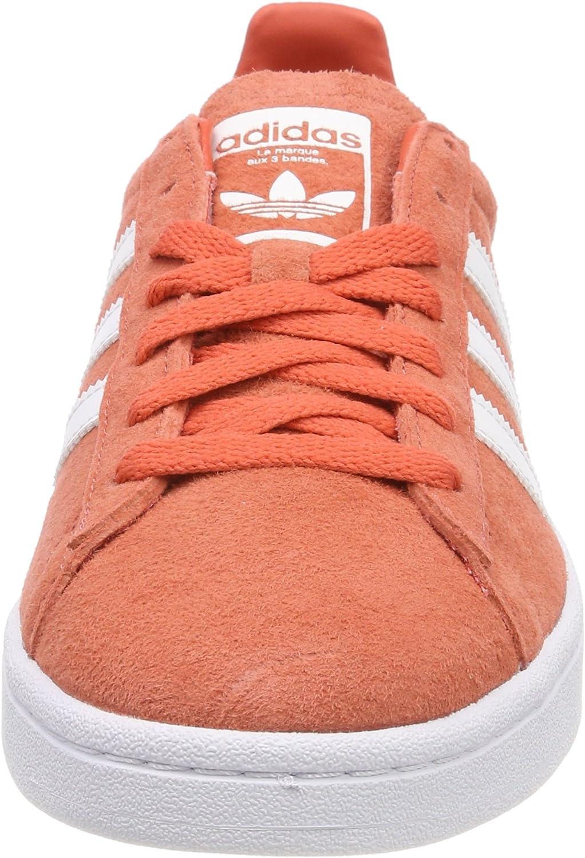 Adidas Campus arancione