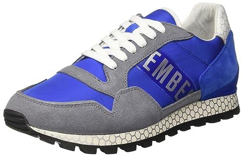 Bikkembergs Fend-er 2076, Zapatillas para Hombre: Amazon.es: Zapatos y complementos