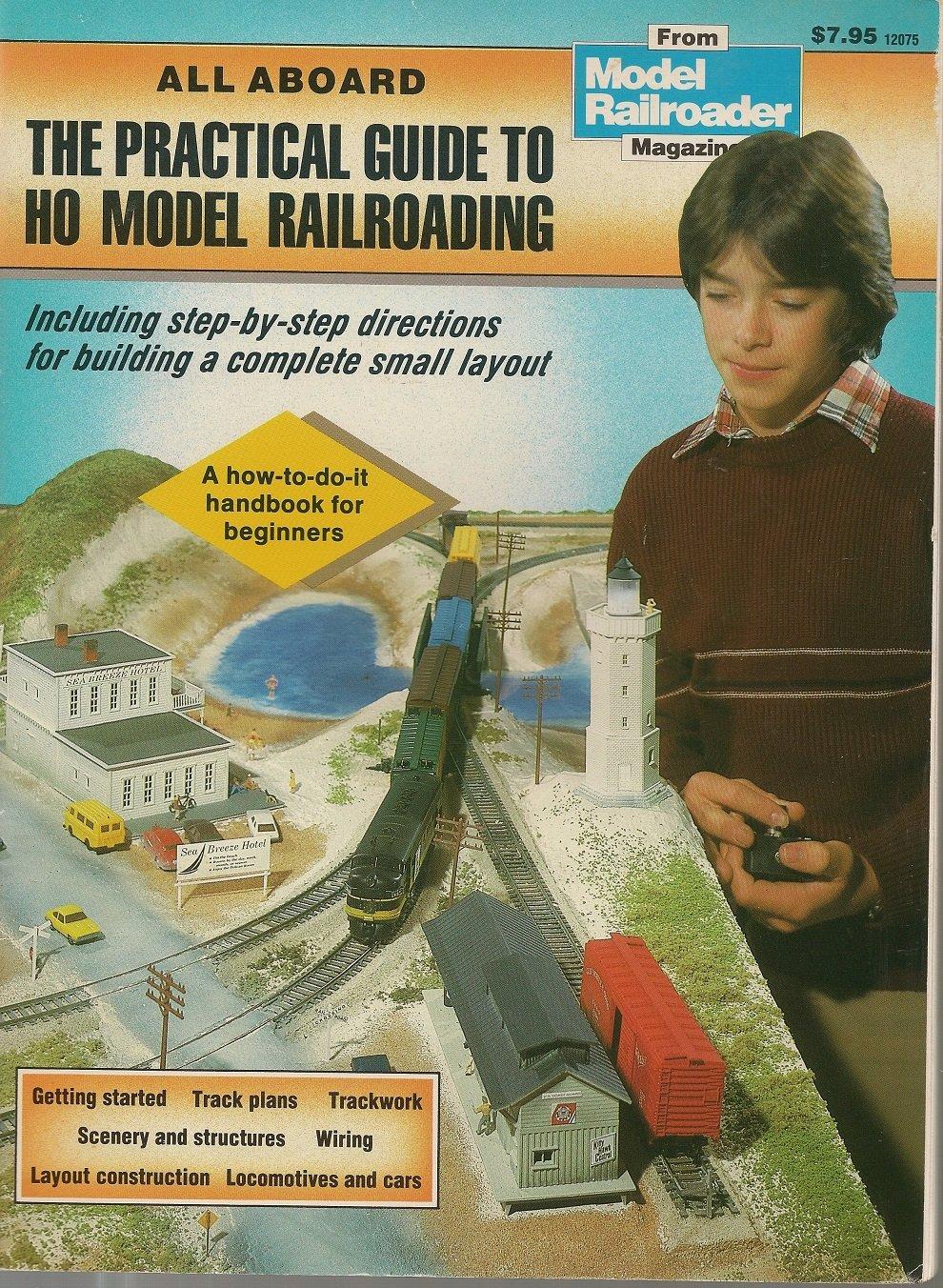 Pleasant Practical Guide To Ho Model Railroading Jim Kelly Ed Sumner Eric Wiring Database Rimengelartorg