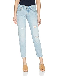 Levi's Women's 501 Taper Jeans, Just a Girl, 32 (US 14