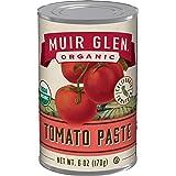 Muir Glen 番茄膏, 无添加盐, 6 盎司(约 170.1 克)罐装(24 罐)