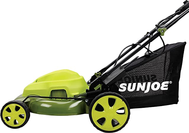 Amazon.com: Cortacésped eléctrico Sun Joe, Original: Jardín ...