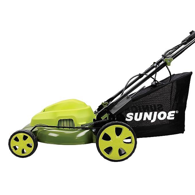 Amazon.com: Cortacésped eléctrico Sun Joe, Versión Pro ...
