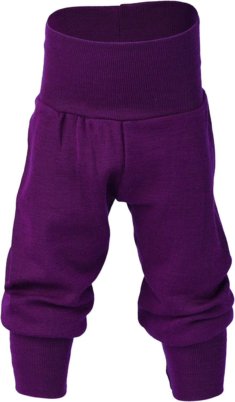 Organic Merino Wool Silk Baby Pants longies Pajama Bottom eco 70 3501