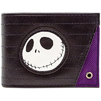 Cartera de Nightmare Before Christmas Jack Skellington ...