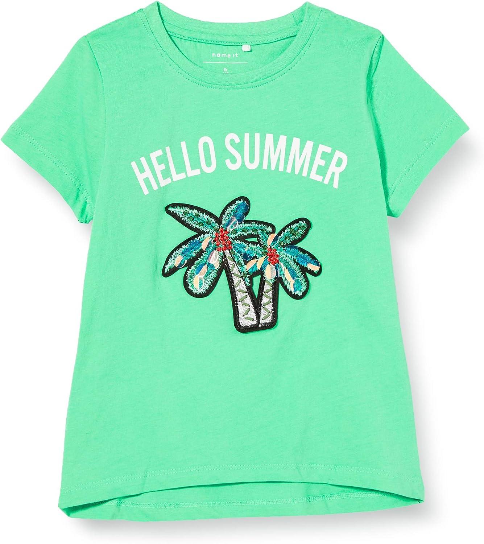 Name It Girls Nkfjosey Ss Top T-Shirt
