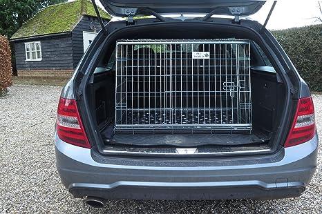 Mercedes C-Series coche perro Jaula: Amazon.es: Productos para ...
