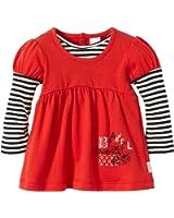 Stummer Baby - Mädchen Hemd 20312