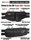 Maddog 4+1 Deluxe Padded Paintball Harness
