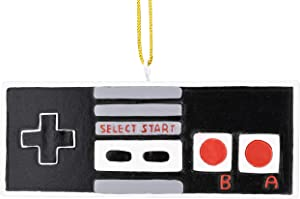 Tree Buddees Retro Video Game Controller Christmas Ornament