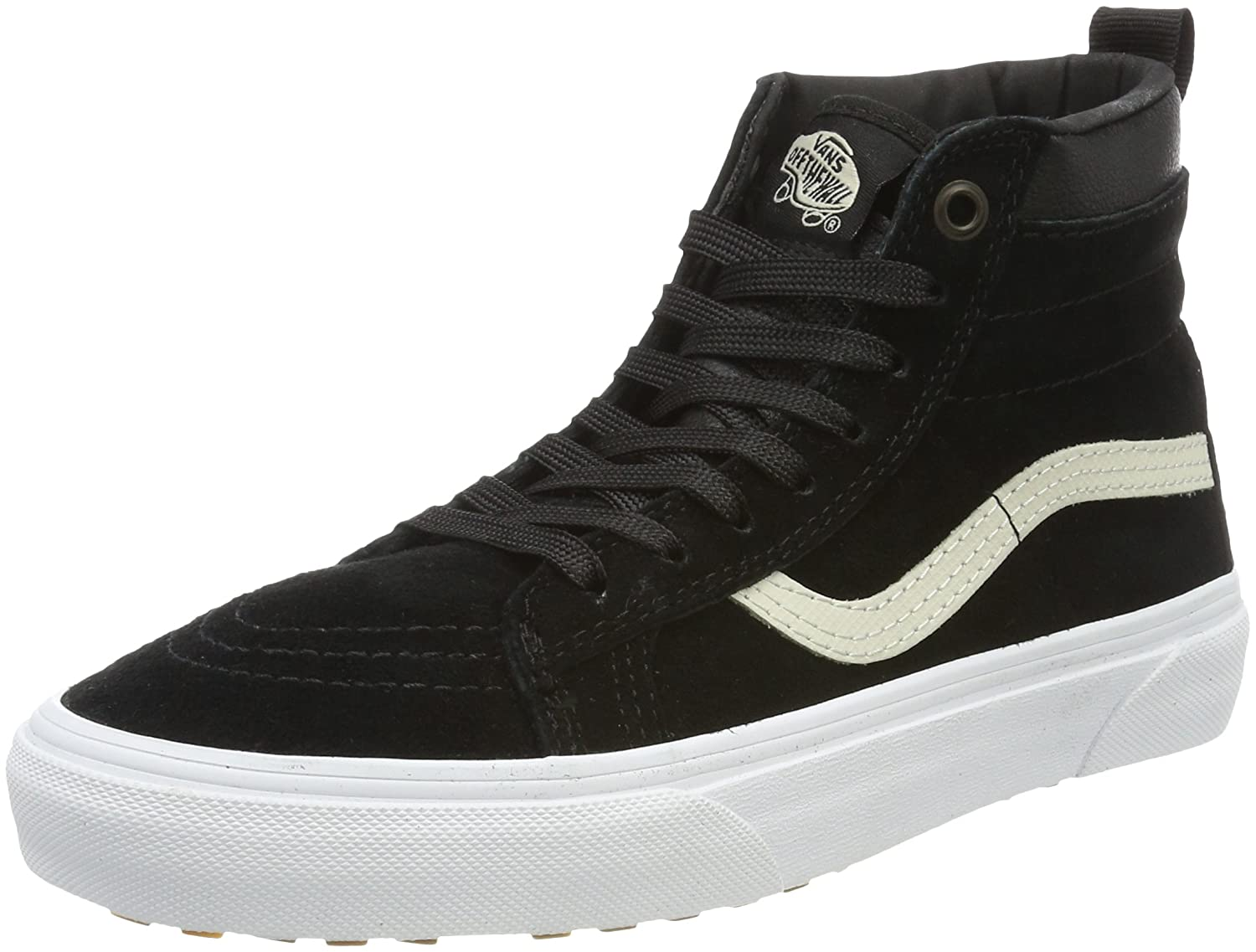 Vans Sk8-Hi MTE, Zapatillas Unisex Adulto 40 EU|Negro (Mte/ Black/Night)