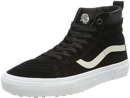 7373fd03c1 Vans Unisex-Erwachsene Sk8-hi MTE Sneaker Schwarz 43 EU  Amazon.de ...