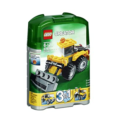 LEGO Creator 5761 Mini Digger: Toys & Games