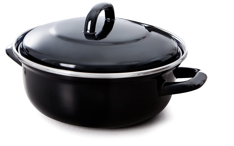 BK-Cookware B1208.536 36 cm 7.5 Litre Fortalit Dutch Oven BK Cookware