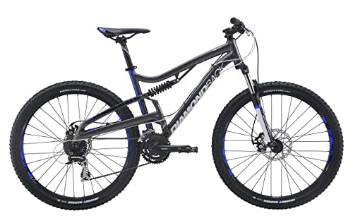 Diamondback Bicycles 2016 Recoil Complete Full Suspension Mountain Bike by Diamondback Bicycles