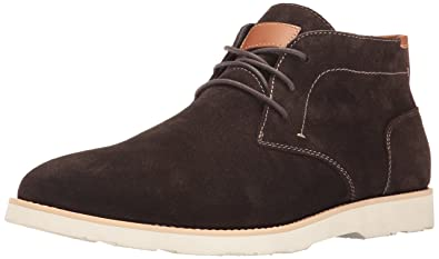 Dr. Scholl's Shoes Men's Freewill Ankle Bootie, Brown, ...