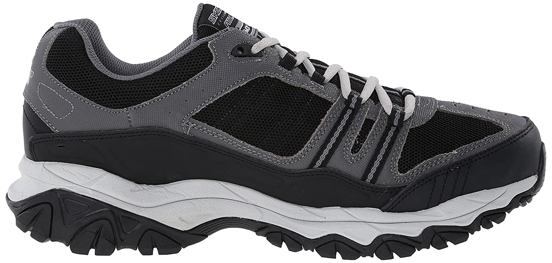 Skechers-Men-039-s-After-Burn-Memory-Fit-Strike-Off-Lace-Up-Sneaker thumbnail 31