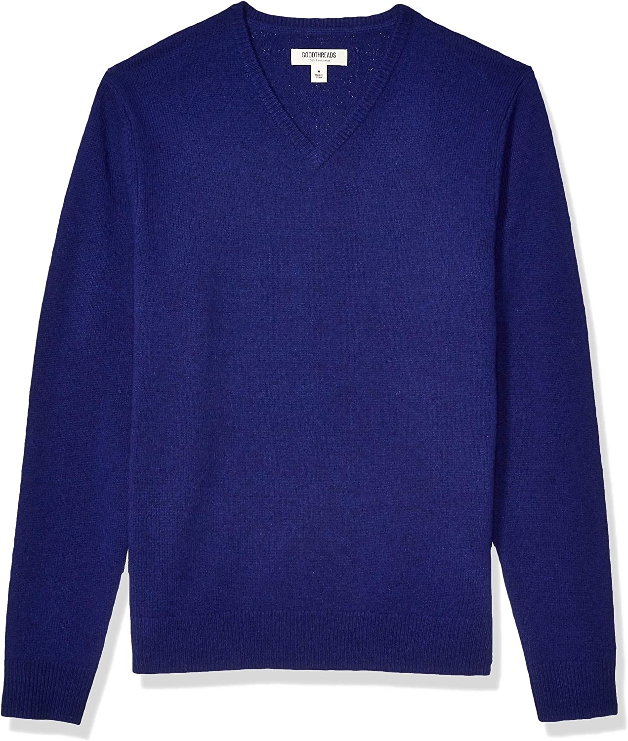 Brand Goodthreads Mens Lambswool Crewneck Sweater