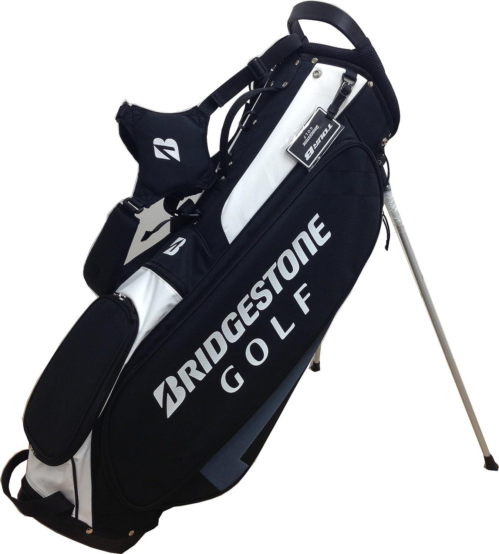 Bridgestone Bolsa Standbag Bolsa de Golf, Color Negro ...
