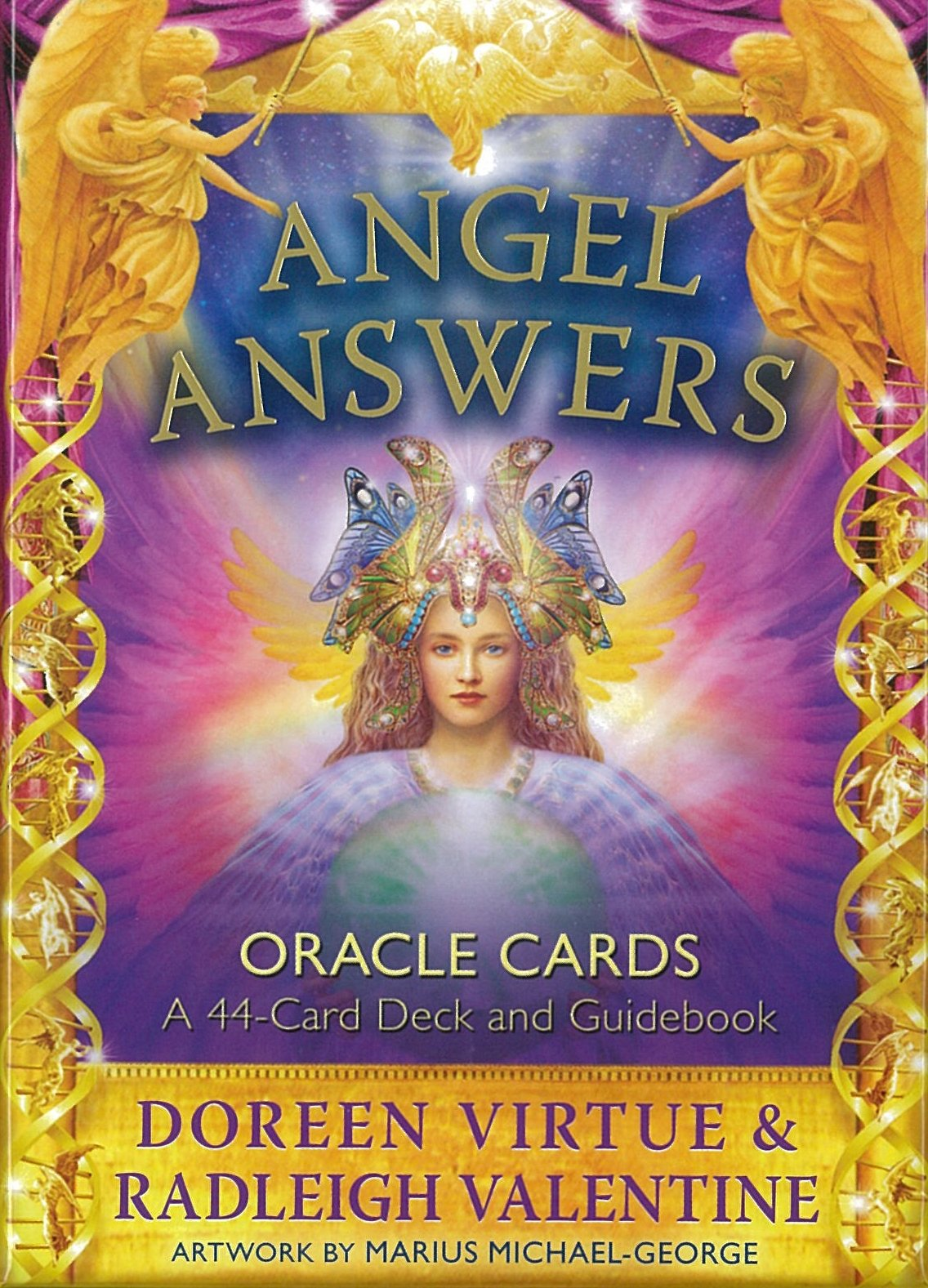 Angel Answers Oracle Cards Guidebook product image