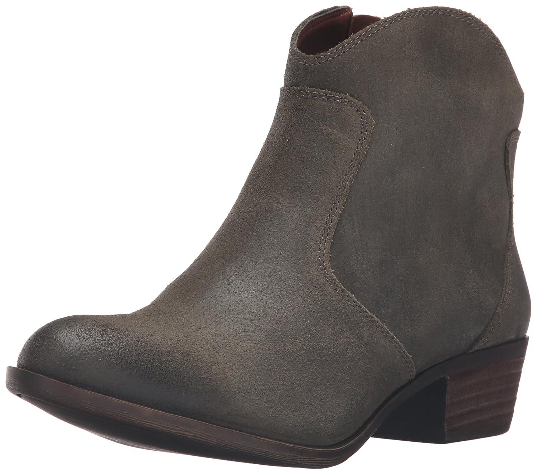 Lucky Brand Women's Belia Ankle Bootie B01CGWURTS 8.5 B(M) US|Dark Moss