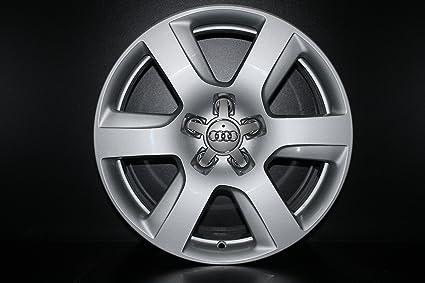 Original Audi A7 S7 4 G8 4 GA S Line de llantas Juego 4 g8601025h 17 pulgadas 1199 de A3: Amazon.es: Coche y moto