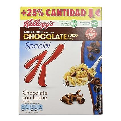 Kelloggs Special K Cereales con Chocolate con Leche - 375 g