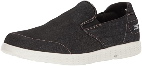 Skechers On-The-Go Glide-Success, Sneaker Infilare Uomo, Blu (Denim), 39.5 EU