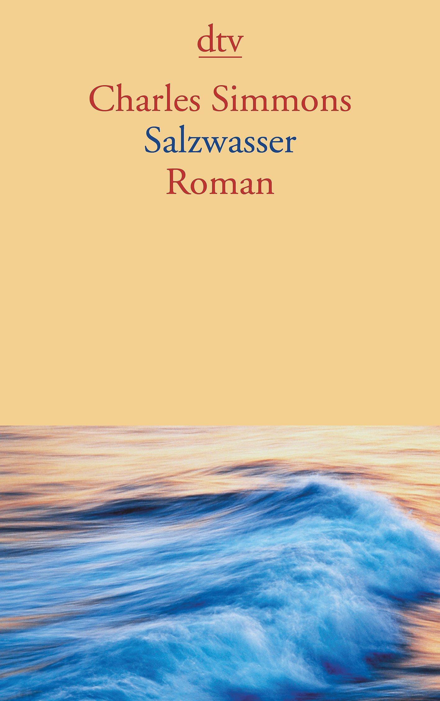 Salzwasser: Roman