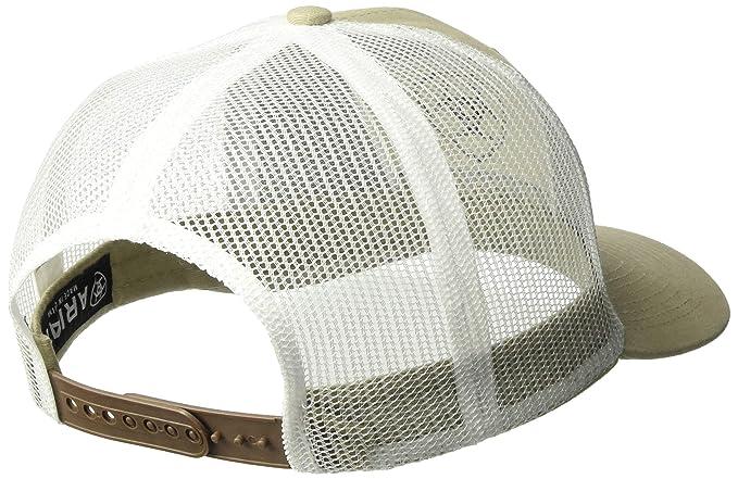 separation shoes 5e3e4 331d5 Ariat Men s Center Taper Shield Patch Mesh Cap, tan, One Size   Amazon.co.uk  Clothing