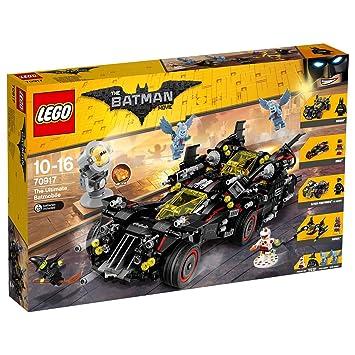Y Lego esJuguetes 70917Amazon Último Batmobile Batman El Juegos L3Rcj45Aq