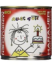 "Hanauer Minikuchen Erdbeer-Cranberry""Alles Gute"", 1er Pack (1 x 170 g)"