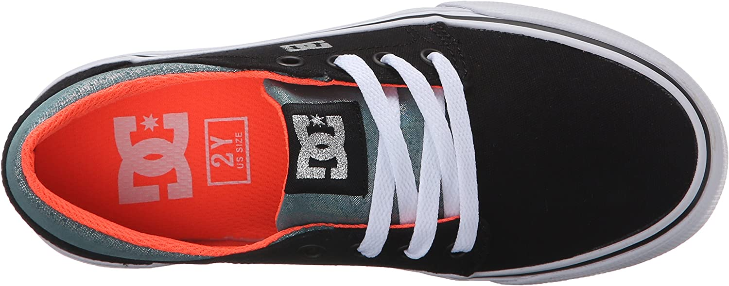 DC Unisex-Child Youth Trase Tx Se Skate Shoes Sneaker