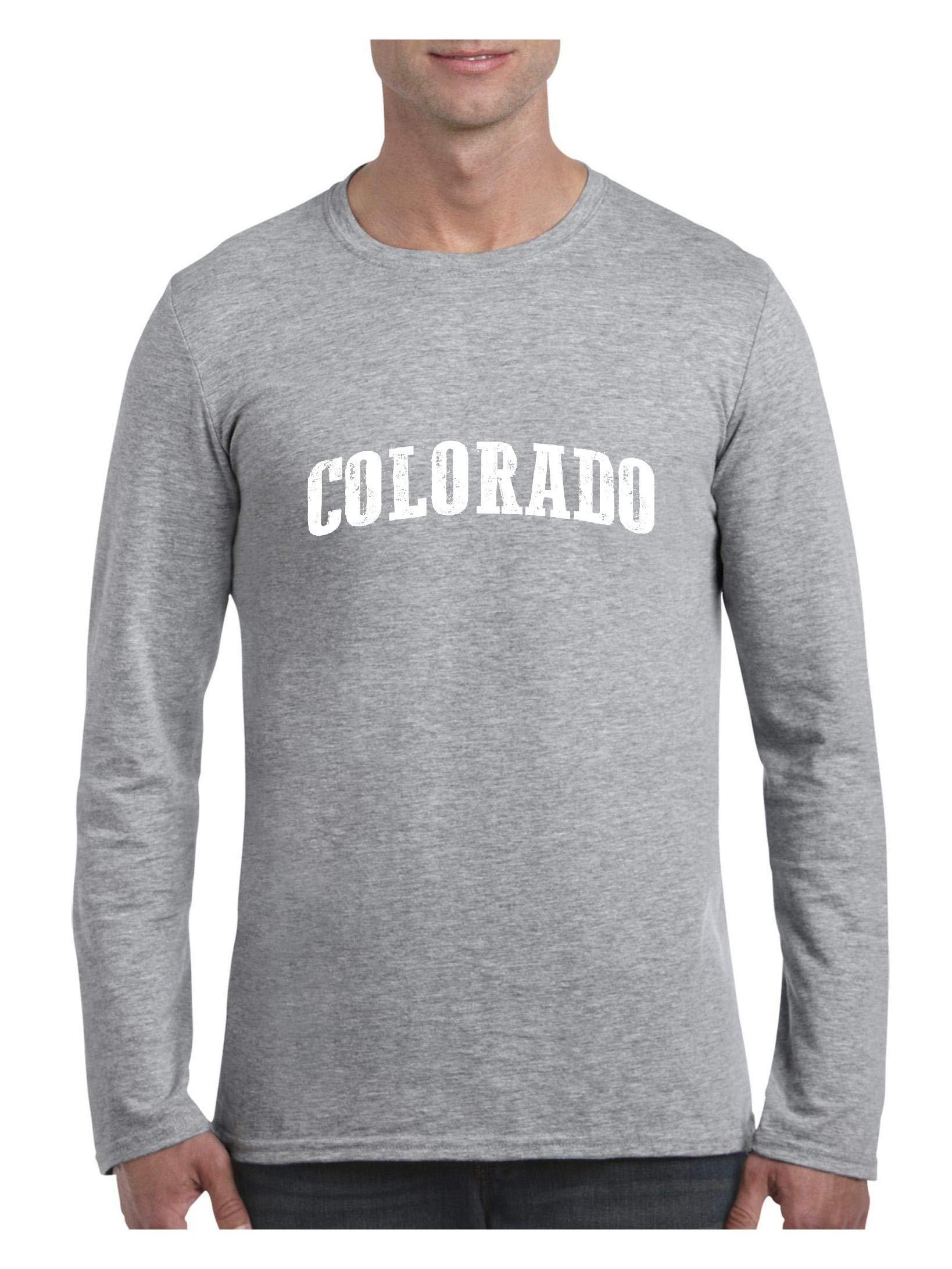 Colorado State Flag Traveler S Gift Softsyle T Shirt 7837