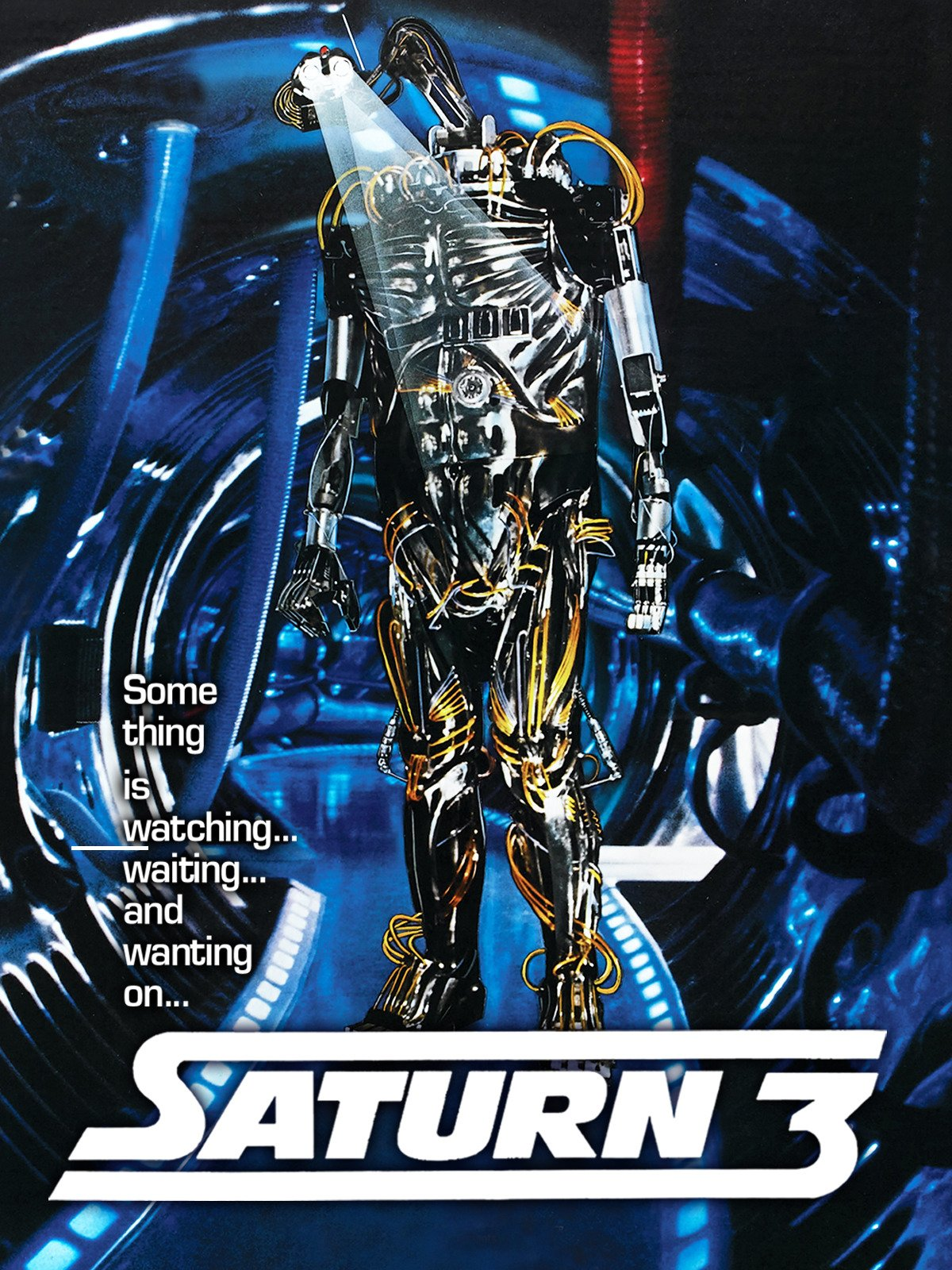 Watch Saturn 3 Prime Video